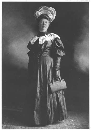 May Arkwright Hutton, Photographs, Spokane City Historic Preservation Office, 1878-1979, Washington State Archives, Digital Archives.