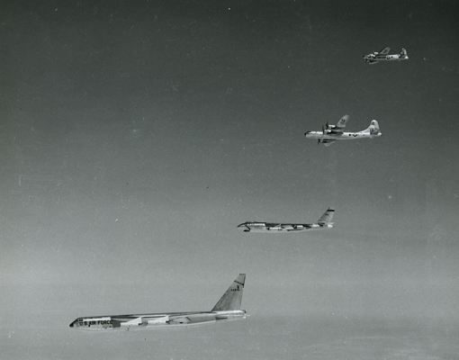 Boeing Bombers, Photographs, State Library Photograph Collection, 1851-1990, Washington State Archives, Digital Archives.
