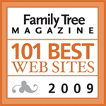Family Tree Magazine Best 101 2009
