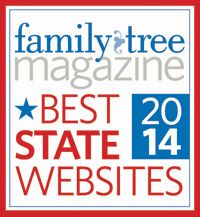 Family Tree Magazine Top 75 2014>