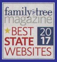 Family Tree Magazine Top 75 2017>