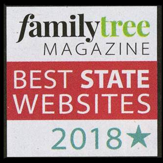 Family Tree Magazine Top 75 2018>